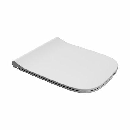 MODO сиденье для унитаза Slim, из материала Duroplast, антибактериальное, Soft close - 1