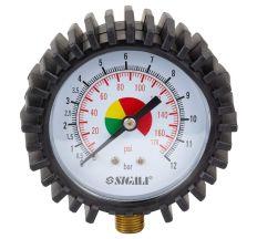Манометр радиальный  Ø60мм, М11×1 SIGMA (6833521)