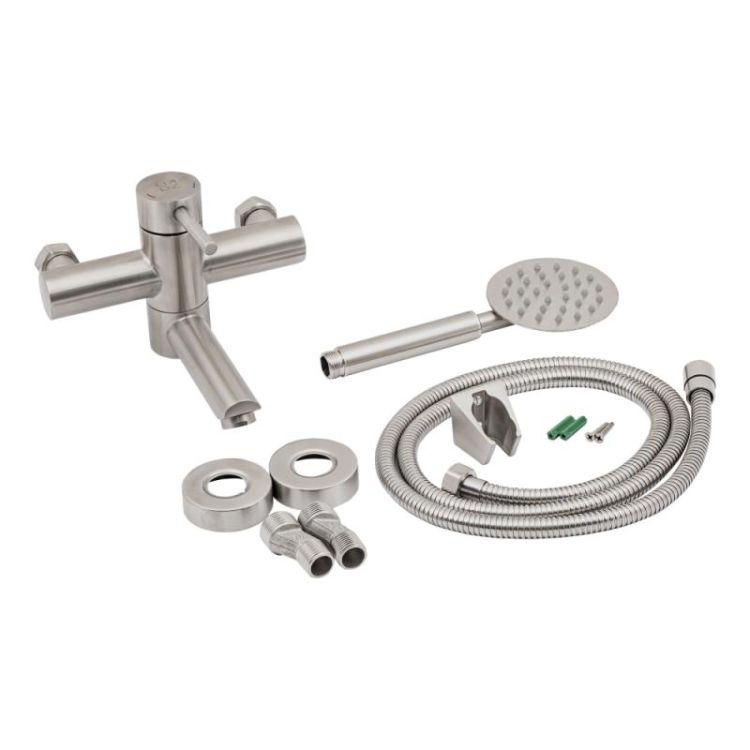 Змішувач для ванни Lidz (NKS) 12 32 006-1 - 6
