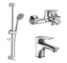 PRAHA new набір для ванни (05030 new + 10030 new + штанга R670SD)