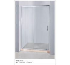 Двері в нішу розсувна 120*185см