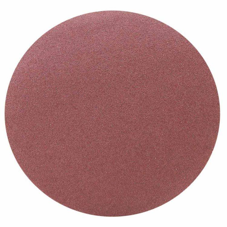 Шлифовальный круг без отверстий Ø125мм P150 (10шт) Sigma (9121131) - 1