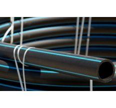 Труба ф63х4,7 чорна питна PN 10