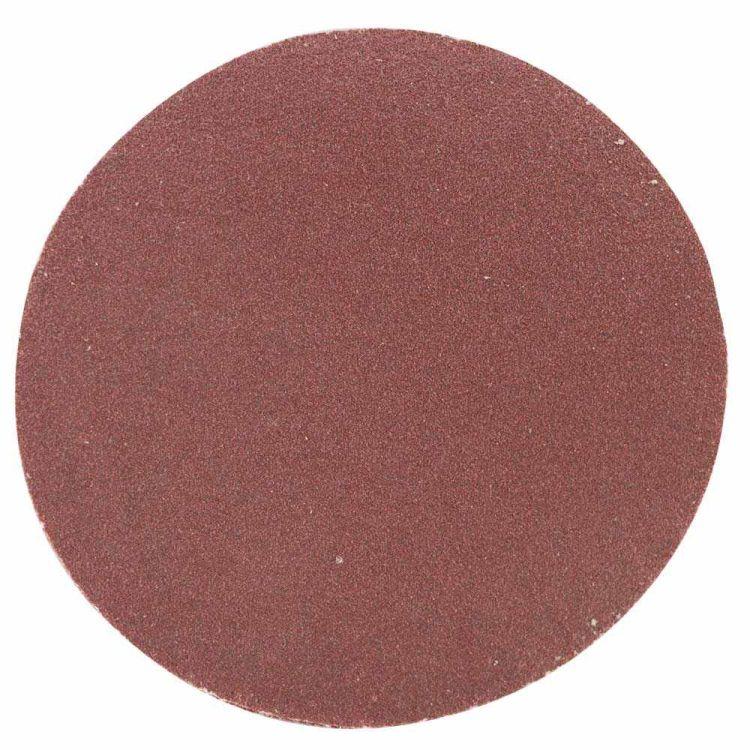 Шлифовальный круг без отверстий Ø75мм P180 (10шт) Sigma (9120691) - 1