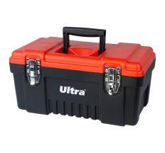 Ящик для інструменту металеві замки 405×210×200мм ULTRA (7402212)