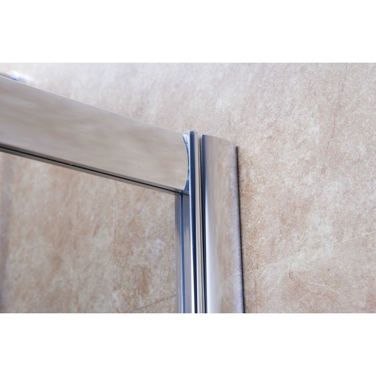 Бічна стінка 90*195 см, для комплектації з дверима 599-153 (h) - 5