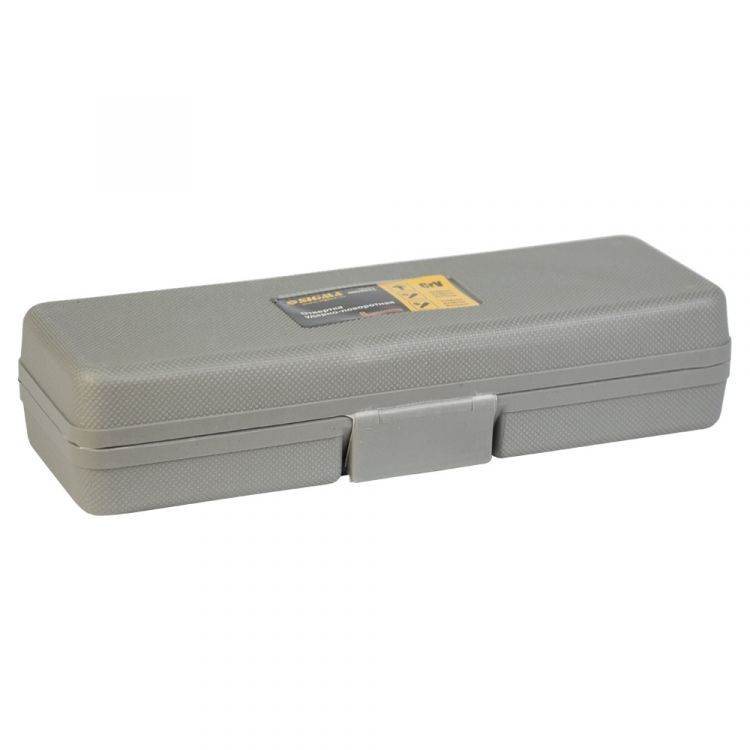 Отвертка ударно-поворотная с битами 8шт CRV (пластик кейс) Sigma (4004011) - 7
