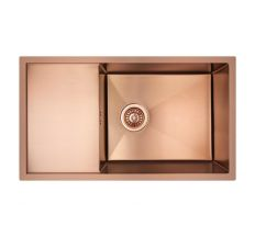 Кухонна мийка Imperial D7844BR PVD bronze Handmade 3.0/1.2 mm