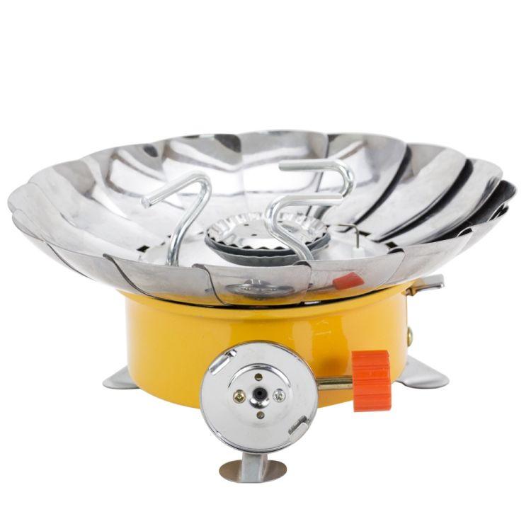 Плита газовая с пьезоподжигом и защитой от ветра Sigma (2903511) - 2