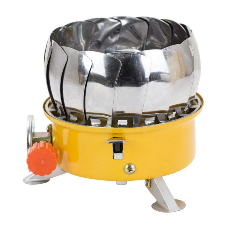 Плита газовая с пьезоподжигом и защитой от ветра Sigma (2903511) - 4