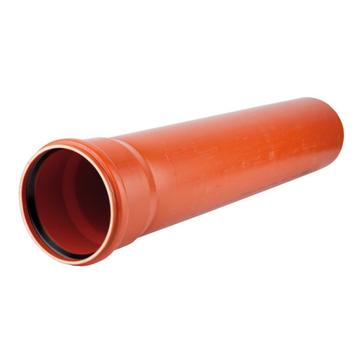 Труба KG Ostendorf 160х4,0 мм, 2000 мм - 1