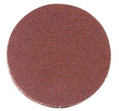 Шлифовальный круг без отверстий Ø75мм P100 (10шт) Sigma (9120661)