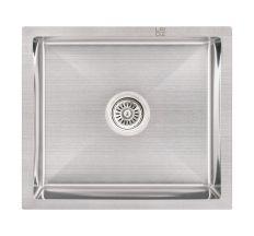 Кухонна мийка Lidz H5245 Brush 3.0/1.0 мм (LIDZH5245BRU3010)