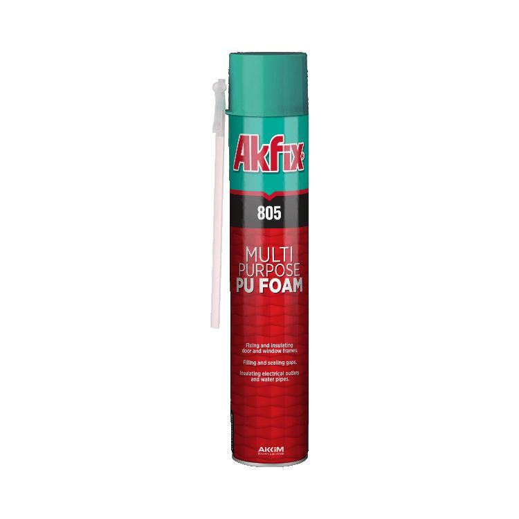 Багатоцільова поліуретанова монтажна піна Akfix 570 гр 805 - 1