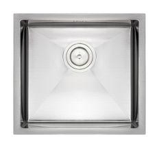 Кухонна мийка Qtap D4843 2.7/1.0 мм (QTD484310)