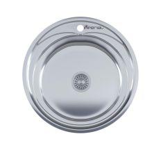 Кухонна мийка Imperial 490-А Decor (IMP490А06DEC)
