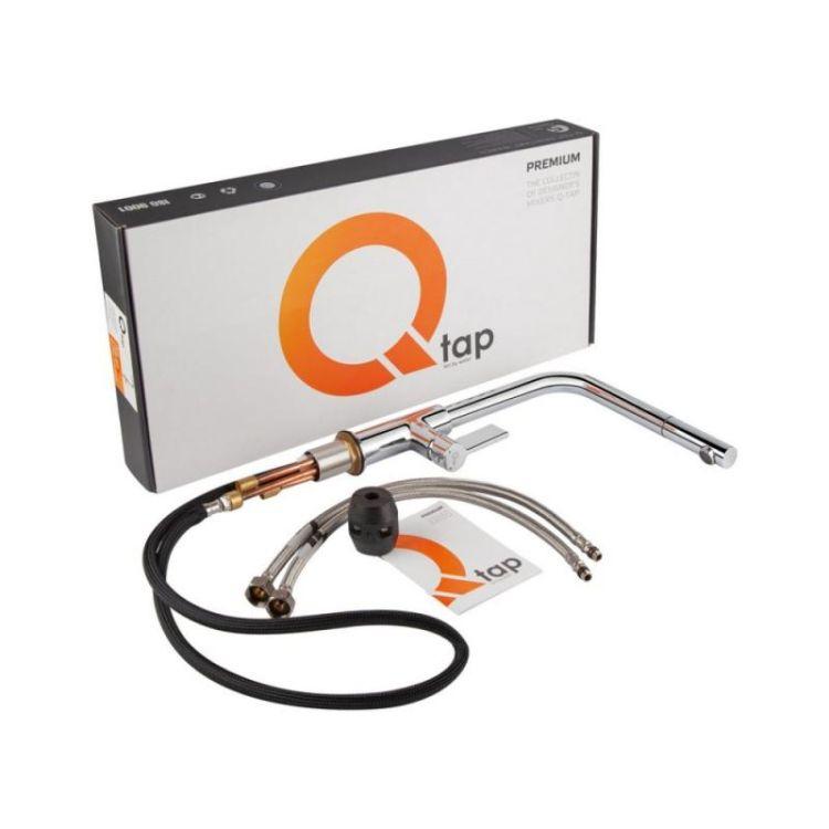 Змішувач для кухні Q-tap Iris CRM 007F - 9