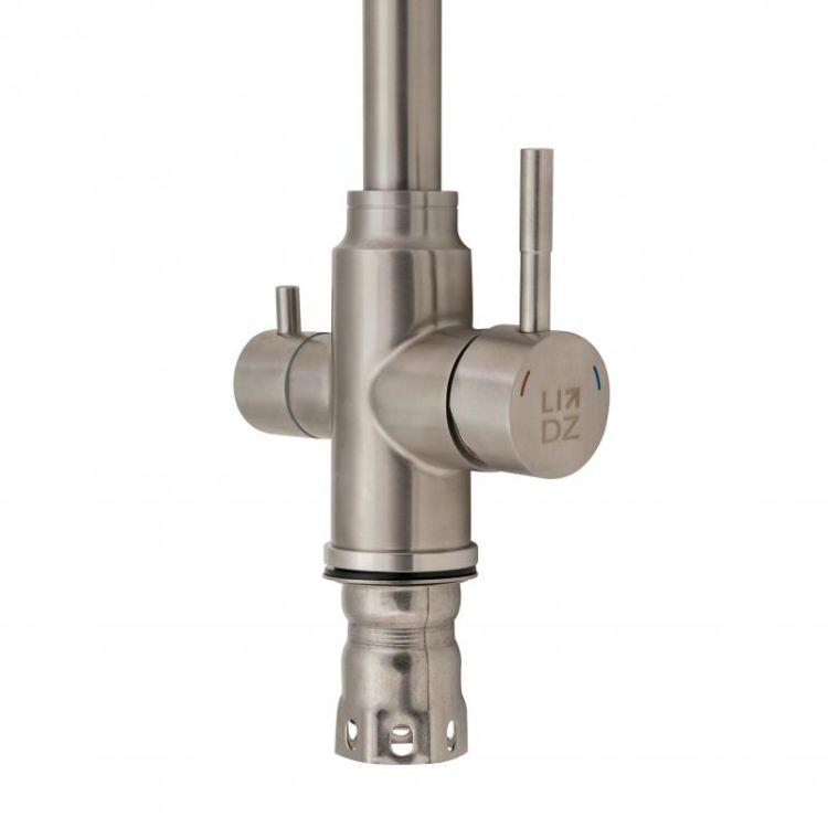 Змішувач для кухні з фільтром Lidz (NKS) 12 32 020F-13 - 3