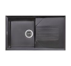 Кухонна мийка Lidz 860х500/240 BLM-14 (LIDZBLM14860500240)
