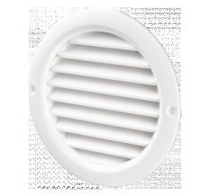 Решетка ДВ 150 бВс (круглая вент. обрешетка)
