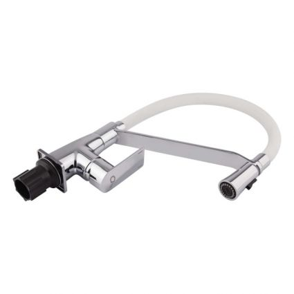 Змішувач для кухонного миття Q-tap Estet CRW 007F - 4