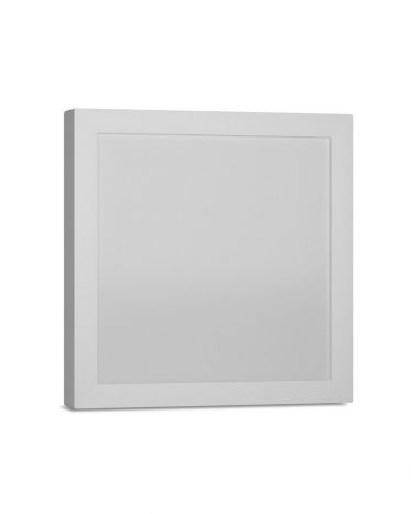 Светильник светодиод 12W 1-VS-5402 LED накладной квадратный Vestum 4000K 220V - 2