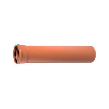 Труба 250х6.2х2000 Magnaplast зовн SN4 (16) - 1