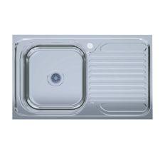 Кухонная мойка UA 5080-L Polish (UA5080LPOL06)