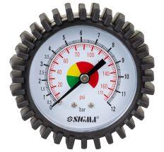 Манометр центральный  Ø60мм, М11×1 SIGMA (6833571)