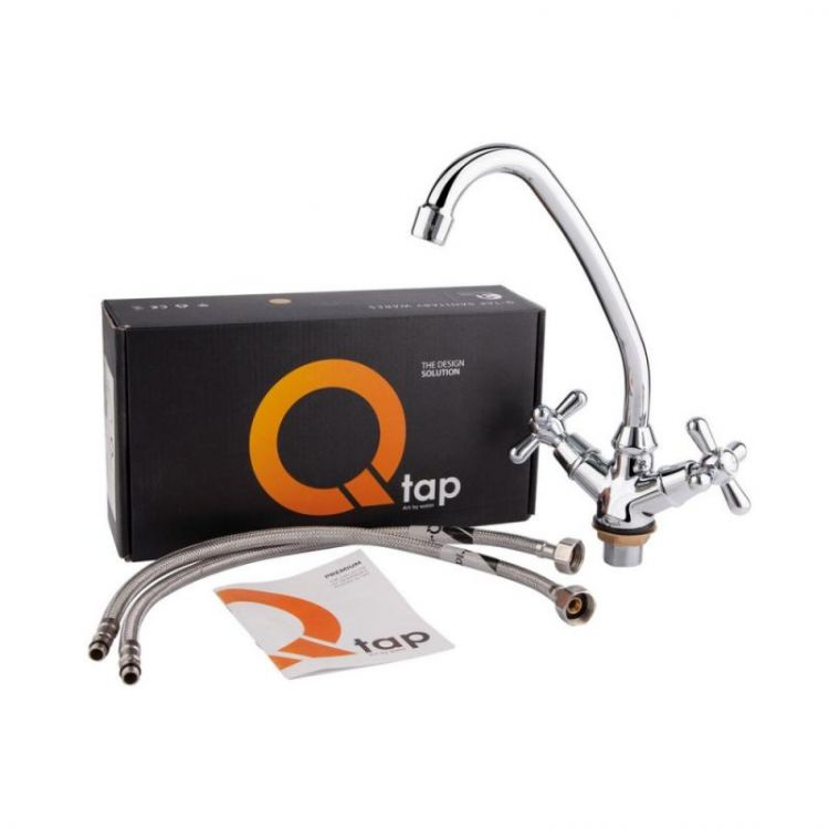 Смеситель для кухни Q-tap Dominox 271F - 6