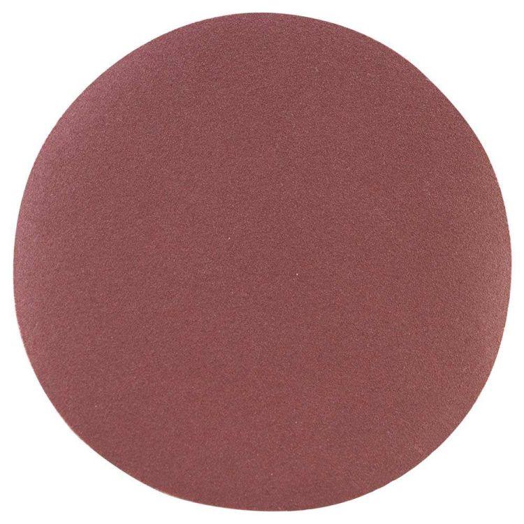 Шлифовальный круг без отверстий Ø150мм P180 (10шт) Sigma (9121391) - 1