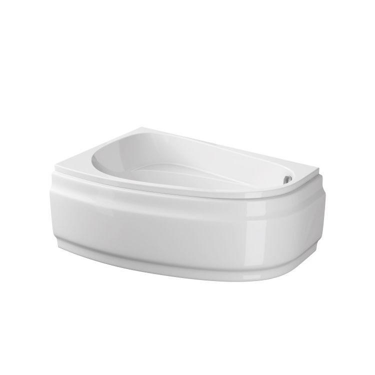 Ванна акриловая Cersanit Joanna New 160x95 L с ножками - 1