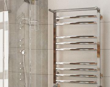Який полотенцесушитель краще: водяний або електричний - 1