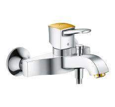 Metropol Classic Смеситель для ванны однорычажный, хром/золото
