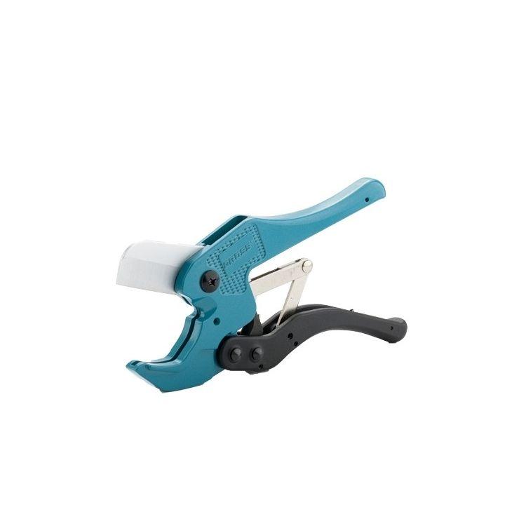 Ножиці для різання виробів із ПВХ, універсальні, діаметр до 42 мм GROS 78424 - 3