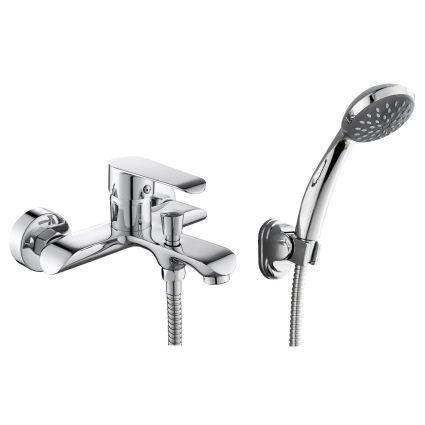 FLY змішувач для ванни одноважільний, хром, 35 мм - 1