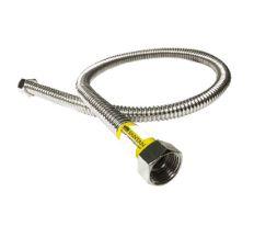 """Шланг для газа SANTAN 1/2"""" Г-Г (гофрированный), 100 см"""