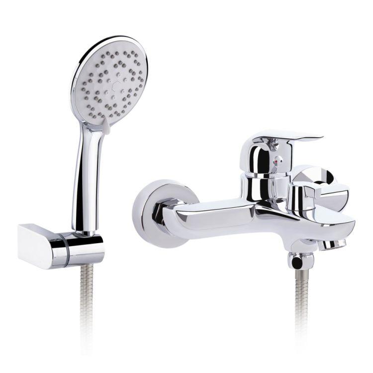 Змішувач для ванни Q-tap Arena 006 New CRM - 1