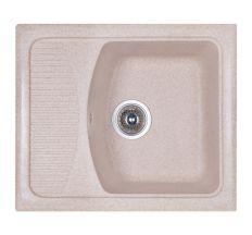 Кухонна мийка Fosto 5850 kolor 806 (FOS5850SGA806)