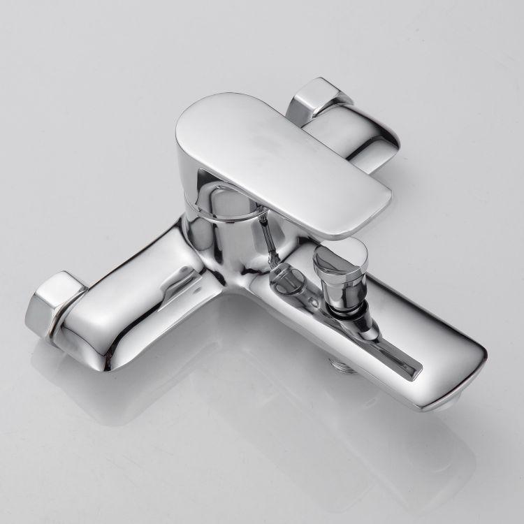 VELUM змішувач для ванни одноважільний, хром 35 мм - 4