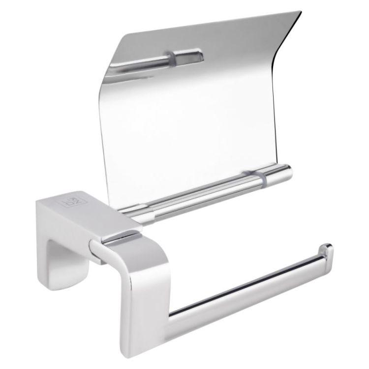 Тримач для туалетного паперу Lidz (CRM) 123.03.01 - 3