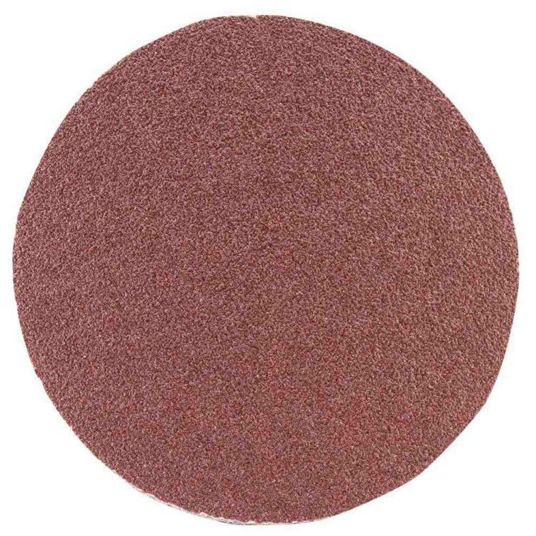Шлифовальный круг без отверстий Ø150мм P80 (10шт) Sigma (9121351) - 1