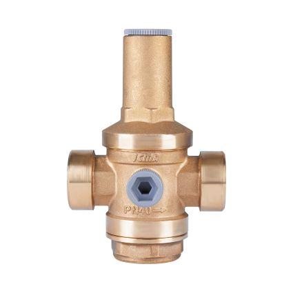 """246 Редуктор тиску води 3/4"""" ІСМА (тиск на вході 25 бар/на виході 1-6) - 3"""
