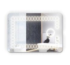 Дзеркало з підсвічуванням прямокутне Potato P781 500х700 мм