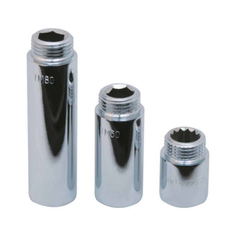 """Подовжувач хром 3/4"""" 60 мм SD1302060 - 1"""