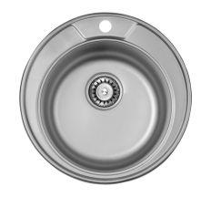 Кухонна мийка ULA 7104 U dekor (ULA7104DEC08)