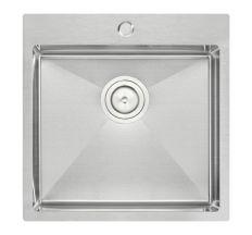 Кухонна мийка Qtap D5050 2.7/1.0 мм (QTD505010)