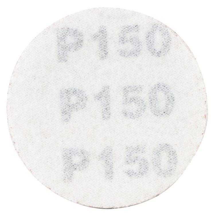 Шлифовальный круг без отверстий Ø50мм P150 (10шт) Sigma (9120481) - 2